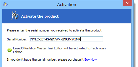 EaseUS Partition Master 13 Serial Key Plus Keygen Free 2020