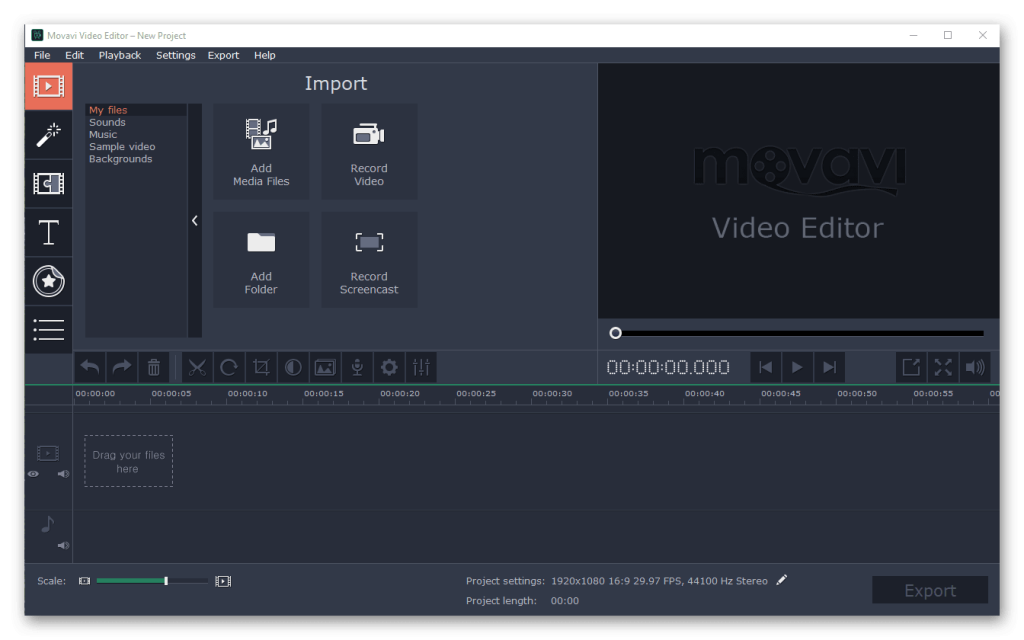 Movavi Video Editor Plus 20.1.0 Crack + Activation Key Free Download