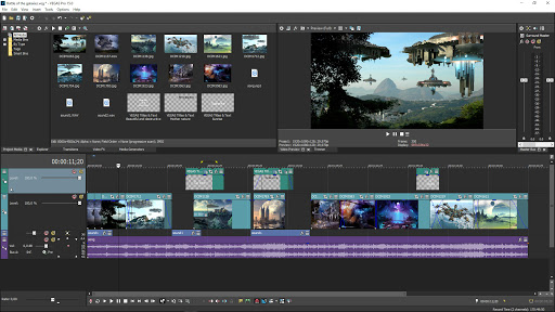 Sony Vegas Pro 17 Crack 2020 Updated Serial Number Free