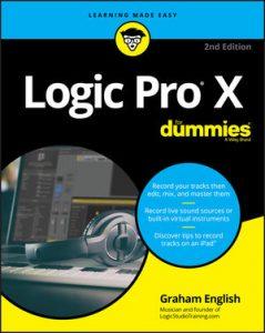 Logic pro x 10.4 book