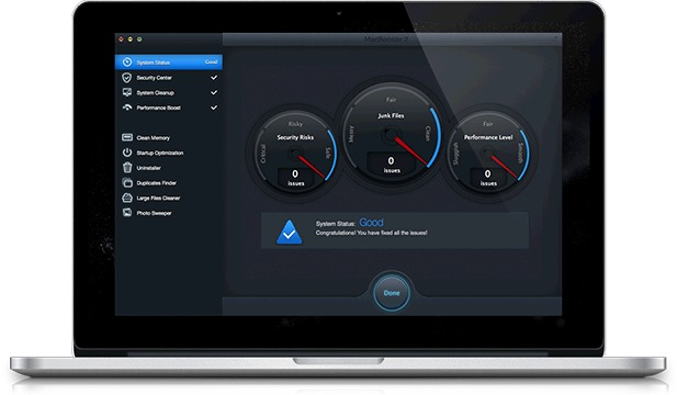 MacBooster 8.1.2 Crack With License Key For Free Download