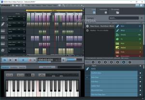 Magix Music Maker 29.0.0.13 Crack+Keygen Free Download